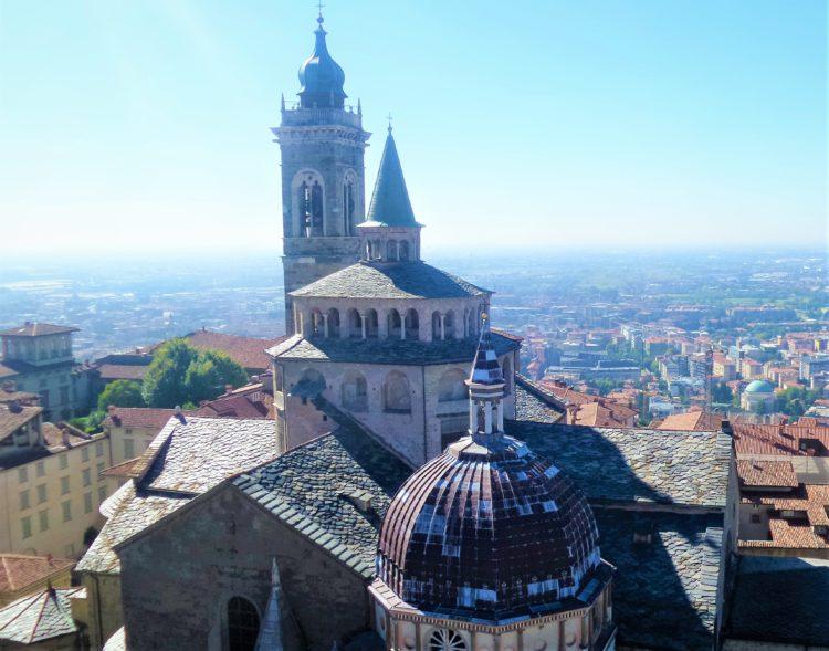 что посмотреть в Бергамо, достопримечатеольности Бергамо, Бергамо за один день, экскурсии в Бергамо