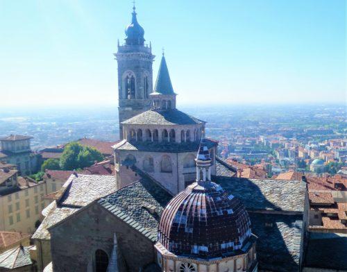 Достопримечательности Бергамо – Базилика Санта Мария Маджоре