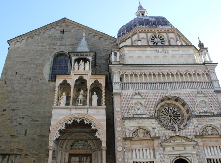 достопримечательности бергамо, что посмотреть в Бергамо