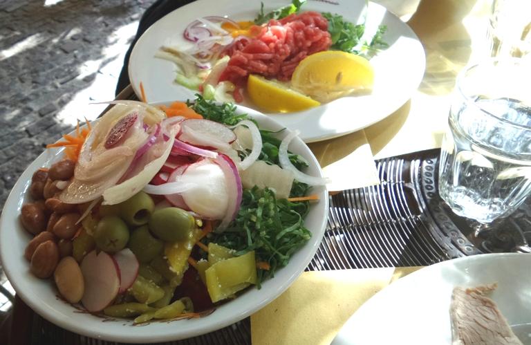 где поесть в Бергамо, где покушать в Бергамо, где недорого поесть в Бергамо