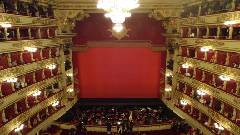 билеты в ла скала, ла скала фото, оперный театр ла скала, билеты в ла скала милан