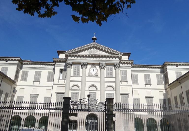 достопримечательности Бергамо, бергамо за один день, Академия Каррара в Бергамо