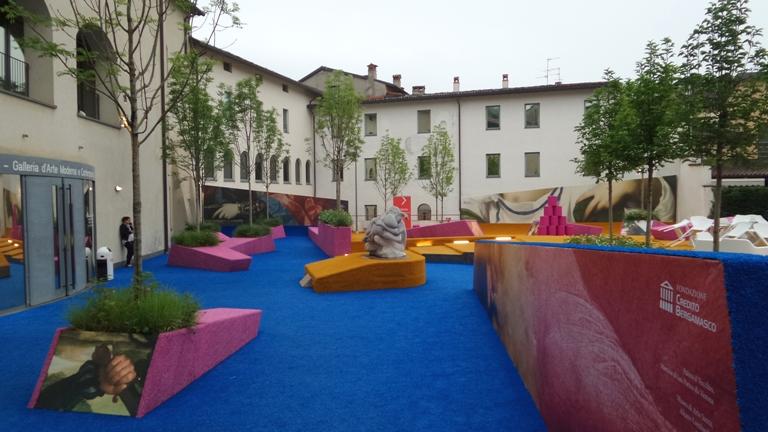 достопримечательности Бергамо, бергамо за один день, Академия Каррара в Бергамо, GAMEC