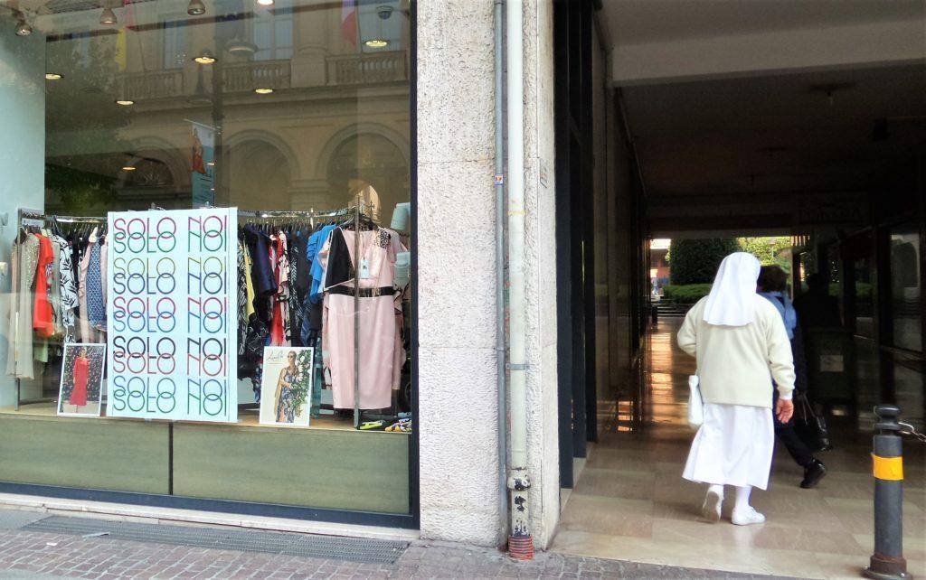 аутлет в бергамо, аутлеты бергамо, магазины в бергамо, шопинг в бергамо