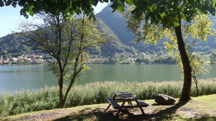 что посмотреть рядом с Бергамо, из Бергамо на один день, куда съездить из Бергамо, озеро Эндине