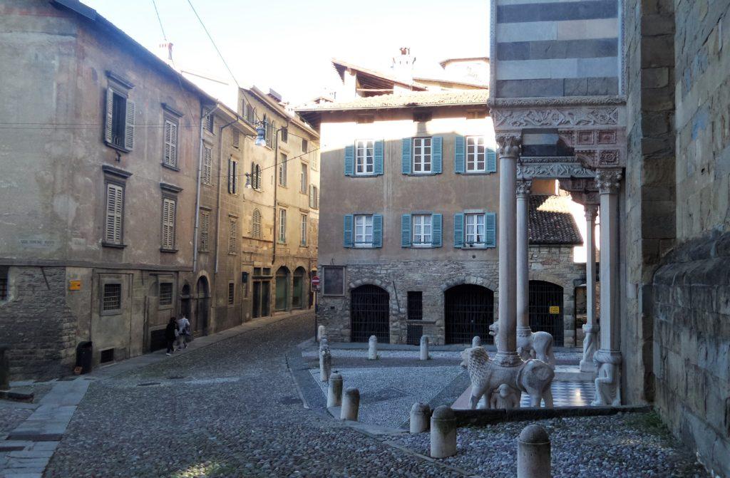 достопримечательности Бергамо, что посмотреть в Бергамо, бергамо за 1 день