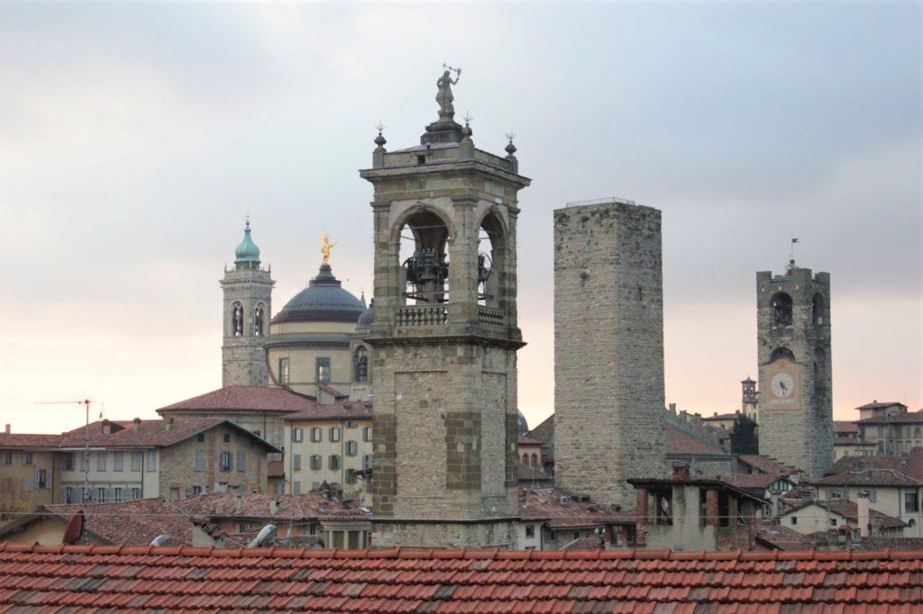что посмотреть в Бергамо, достопримечательности Бергамо, что посмотреть в Бергамо за 1 день