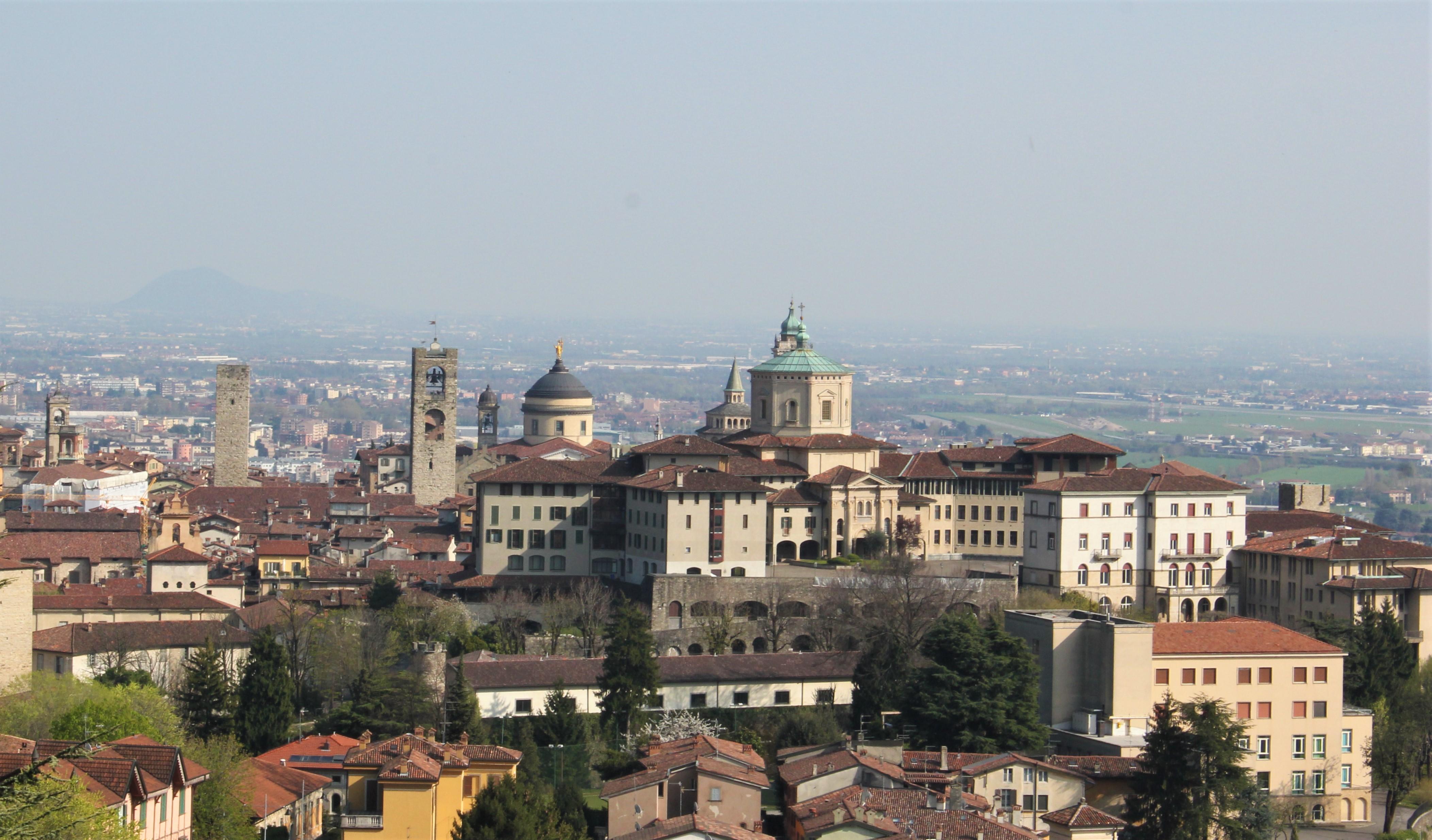 Что посмотреть в Бергамо за один день – основные достопримечательности Бергамо